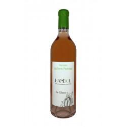 Bandol Rosé 2018 La Chance - Jean Christophe Comor - Les Terres Promises - vin naturel