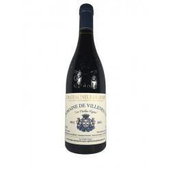 Les Vieilles Vignes 2012 - Châteauneuf-du-Pape - Stanislas Wallut - Domaine de Villeneuve