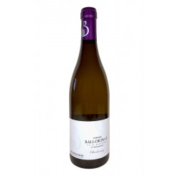 Bourgogne Chardonnay 2014 - Gilles Ballorin - biodynamie