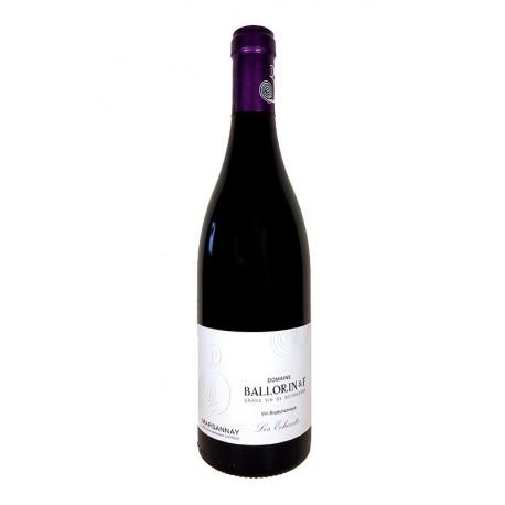 Bourgogne Marsannay Les Echezots 2014 - Gilles Ballorin - biodynamie