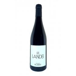 Les Landes 2014 - Sébastien Bobinet - Saumur Champigny - biodynamie - vin naturel