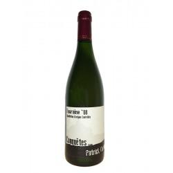 Conquêtes 2008 Touraine blanc - Patrick Corbineau - vin naturel
