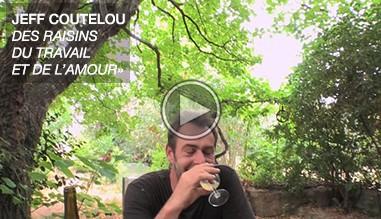 """Jeff Coutelou """"Des raisins du travail et de l'amour"""""""
